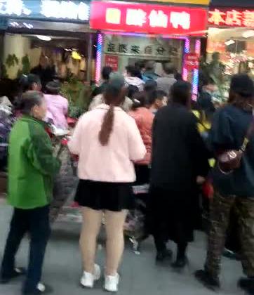 醉仙鸭加盟店火爆场景